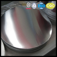 spinning and deep drawing quality aluminum circle 3003 H12 quarter hard for cookware