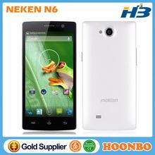 Touch Screen Mobile Phone Neken N6 Phone Custom Android Mobile Phone Dual Sim Camera 13Mp Fhd IPS Screen 1920X1080Px