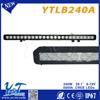 car led light auto accessories ip67 single row led light bar IP67 led work light bar