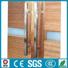 316 SUS Brushed Central To Central Length 600mm Front Door Pull Handle