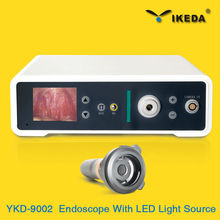 Ykd-9002 ccd sony veterinario colonscopio flessibile immagine/video endoscopio sistema di telecamere