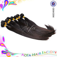 Wholesale cheap high quality sew in human hair extensions