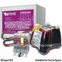 CISS (continuous ink supply system) for Epson T60