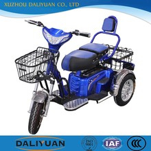 new design high quality electric tricycle for adults