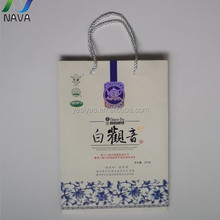 Hot sell from Chininese gold supplier NAVA OEM support paper bag rope
