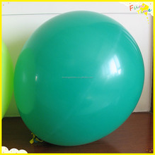 Huge 36 Inch Assorted Colors Latex Balloon For Advertising