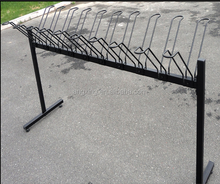 Customized Bicycle Display Rack