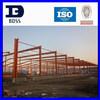 prefabricated large span steel frame workshop designed factory building