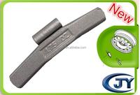 hot saled epoxy coated 1.75 oz Fe wheel weight (AW series)