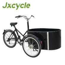CE approved Electric Cargo Bike/Trike