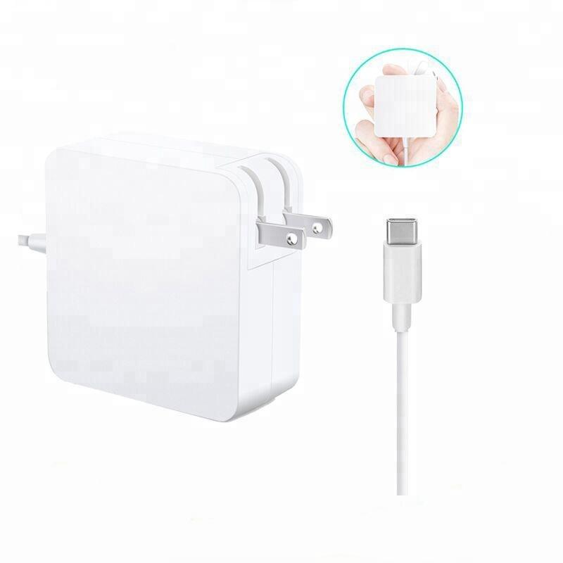 Apple Macbook için 45 W Laptop Adaptörü 14.5 V Duvar Şarj