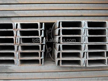 2015 hot sale hot rolled channel u steel / mild Carbon Steel for construction/ Prime Galvanized u Channel Steel/ steel channel