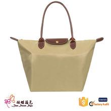 2015 lady fashion designer canvas colorful handbag oem women's shopping hand bag high quality wholesale