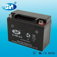 12v 6.5ah motorcycle battery buy from china online