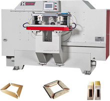CNC-600 cabinet and wardrobe 45 degree miter door machine/similar M-45