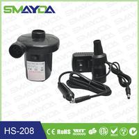 2015 new products electric air pump inflatable AC Air pump and DC air pump