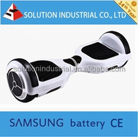 OneYear Warranty Samsung Battery Two Wheels Smart Self Balancing Scooters Hover Drifting Board