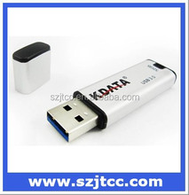 Fast Speed Good Quality 64GB USB 3.0 Flash Drive Silver Color MLC