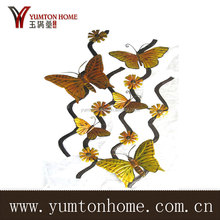 Alibaba wholesale new design metal decorative butterfly