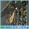 Warehouse Railway Ornamental Aluminum Fence