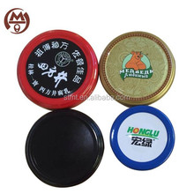 Metal tinplate Colorful Twist off cap