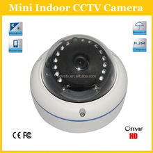 600TVL Sony CCD Waterproof Dome Indoor High Definition Camera Stores In China With 3.6mm Megapixel Lens