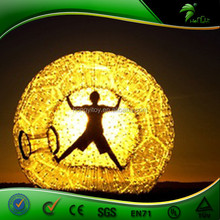 China manufacture Inflatable zorb ball/inflatable body zorb ball