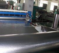 Single Side Aluminum Foil Insulation Material
