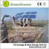 3KW Solar Pumping irrigation system for desert area/farmland/vegetation