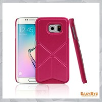 case cover for samsung galaxy s6 edge leather phone case