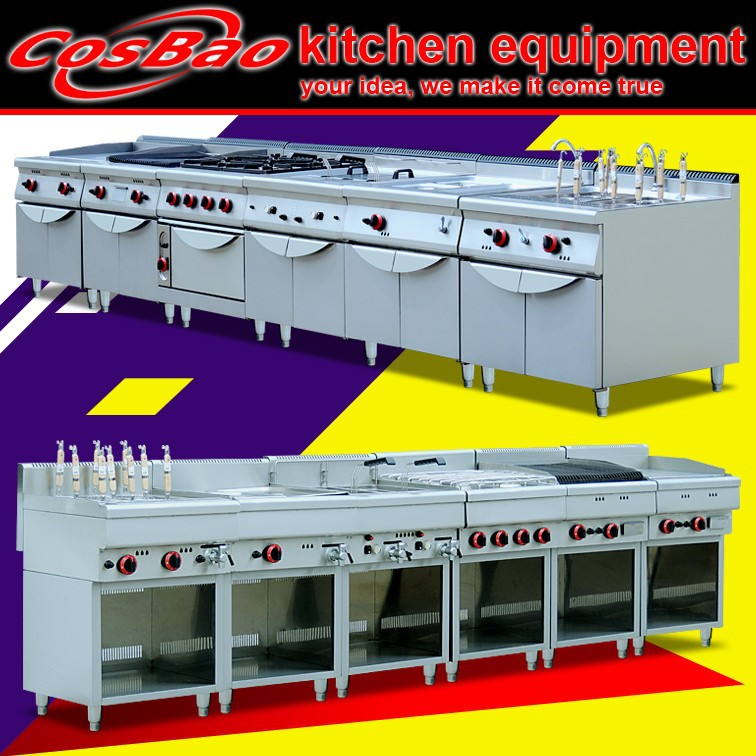 Commercial Kitchen Equipment Product ~ Chinese hotel kitchen restaurant equipment suppliers with