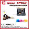 Cheap high power H4 for led headlight canbus 12V-32V 2400lm leds canbus headlight