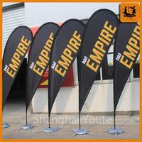 carbon fiber flag pole, beach flag banner for campaign, beach chair flag