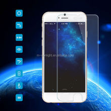 100% Inspection before shipping for apple iphone 6 screen protector tempered glass