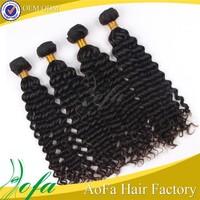 Lowest price Good Feedback 6a loose deep wave weave hair styles