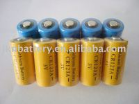 lithium battery CR123A battery