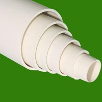 Large Diameter and high quality UPVC Pipe for Drainaging Water/best plastic pipe