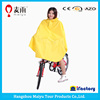 hiah quality waterproof bicycle rain poncho for ladies