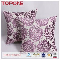 Factory direct selling patchwork waterproof cushion cover
