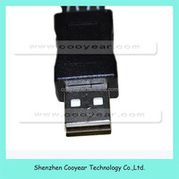USB A Male to USB B Female Adapter Connector Accept Paypal