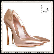 24 Colors Hot Selling Designer Fashion High Heel Shoe Women Pumps 2014