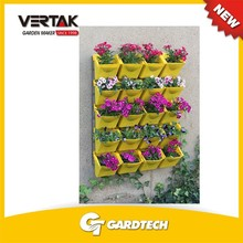 Creditable partner professional products 20pc vertical flower pot