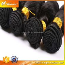 7A Grade Brazilian Human Hair Sew in Weave Brazilian Human Hair Wet and Wavy Weave 100% Virgin Brazilian Human Hair
