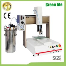 Green life Dispensing Robotic Machine Digital automatic control 3 axis smt dispensing robot automatic glue dispenser