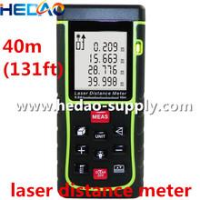 Precise Portable 40m/130ft Infrared Digital Laser Distance Measure Meter Sensor laser distance meters