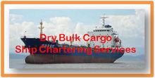 Dry Bulk Cargo Ship Charter | Ocean Freight Bulk Carrier