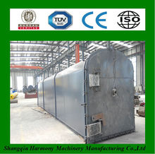 the newest generation continous vacumm type high output 20tons crude oil refinery reycle equipment
