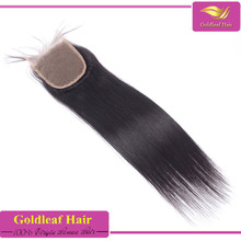 Wholesale hair magnetic closure three way part top closure straight hair bundles with lace closures