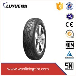 Factory wholesale 175 65r14 radial car tires with DOT, ECE, REACH, EU LABEL certificate