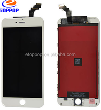Front lcd digitizer Screen glass lens assembly for iPhone 6 Plus 5.5""